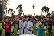 گزارش تصویری از دیدار دو تیم رایکا بابل و پارس جنوبی جم از سری رقابتهای لیگ دسته اول فوتبال باشگاههای کشور