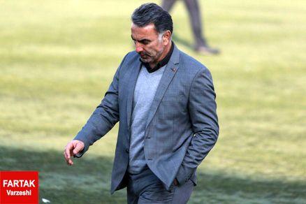 دعوت کمیته انضباطی از  سرمربی تیم فوتبال شاهین شهرداری بوشهر