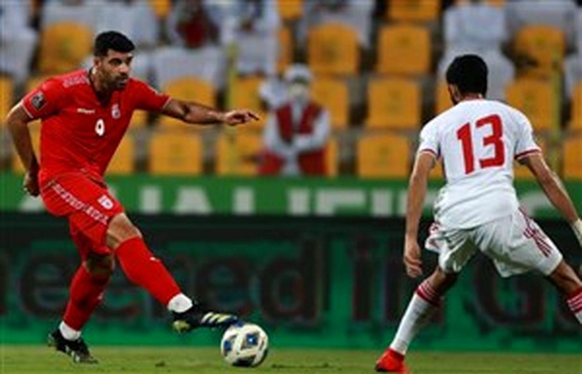 طارمی: توقع این بازی را از امارات نداشتم