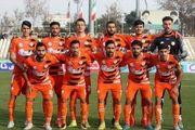 ترکیب تیم سایپا در بازی با الریان قطر