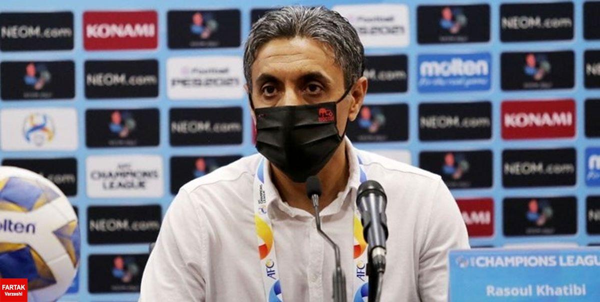 خطیبی: با جام قهرمانی به تبریز بازخواهیم گشت
