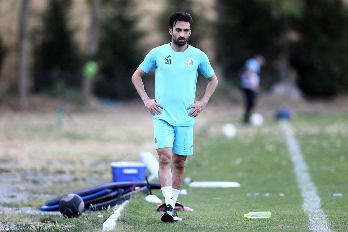 موسوی: برای رسیدن به این پیراهن سالها تلاش کردم