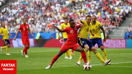 جام جهانی 2018 | ترکیب دو تیم انگلیس و کرواسی مشخص شد