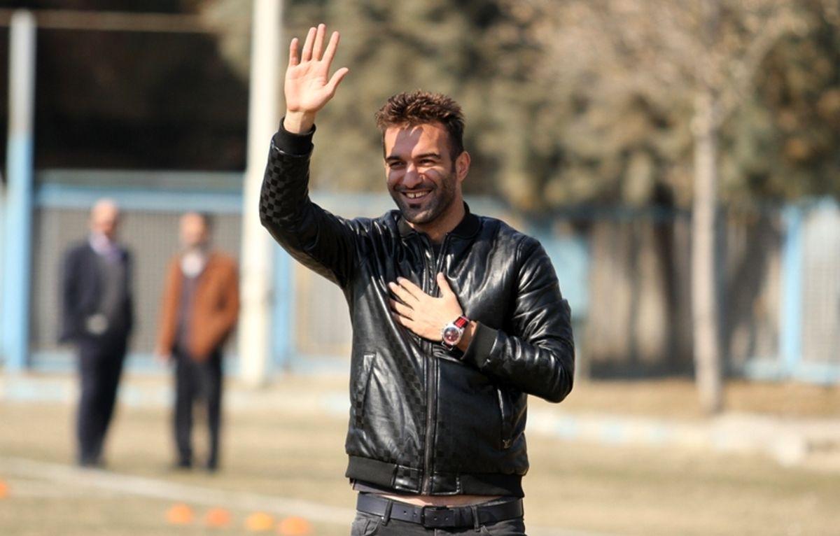 حنیف عمران زاده:همیشه دوست دارم هوادار استقلال بمانم