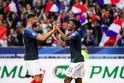 برد پرگل فرانسه و پرتغال/گلزنی رونالدو