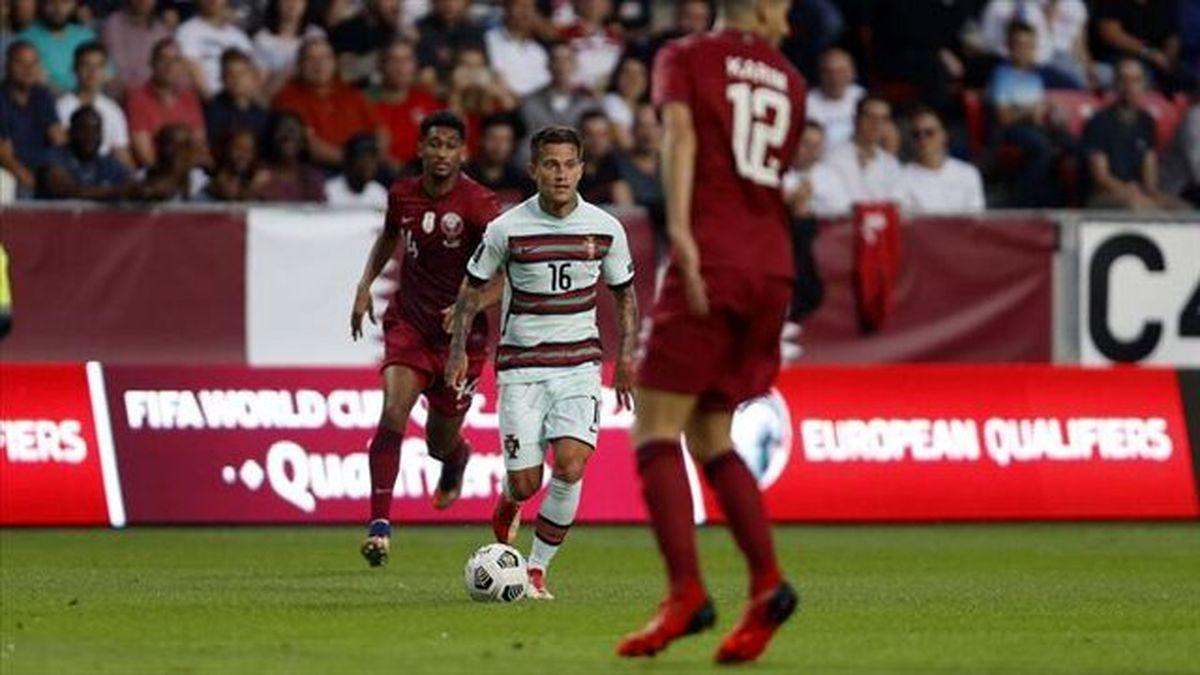 شکست قطر برابر پرتغال بدون حضور رونالدو