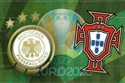 یورو ۲۰۲۰|  ترکیب پرتغال و آلمان مشخص شد