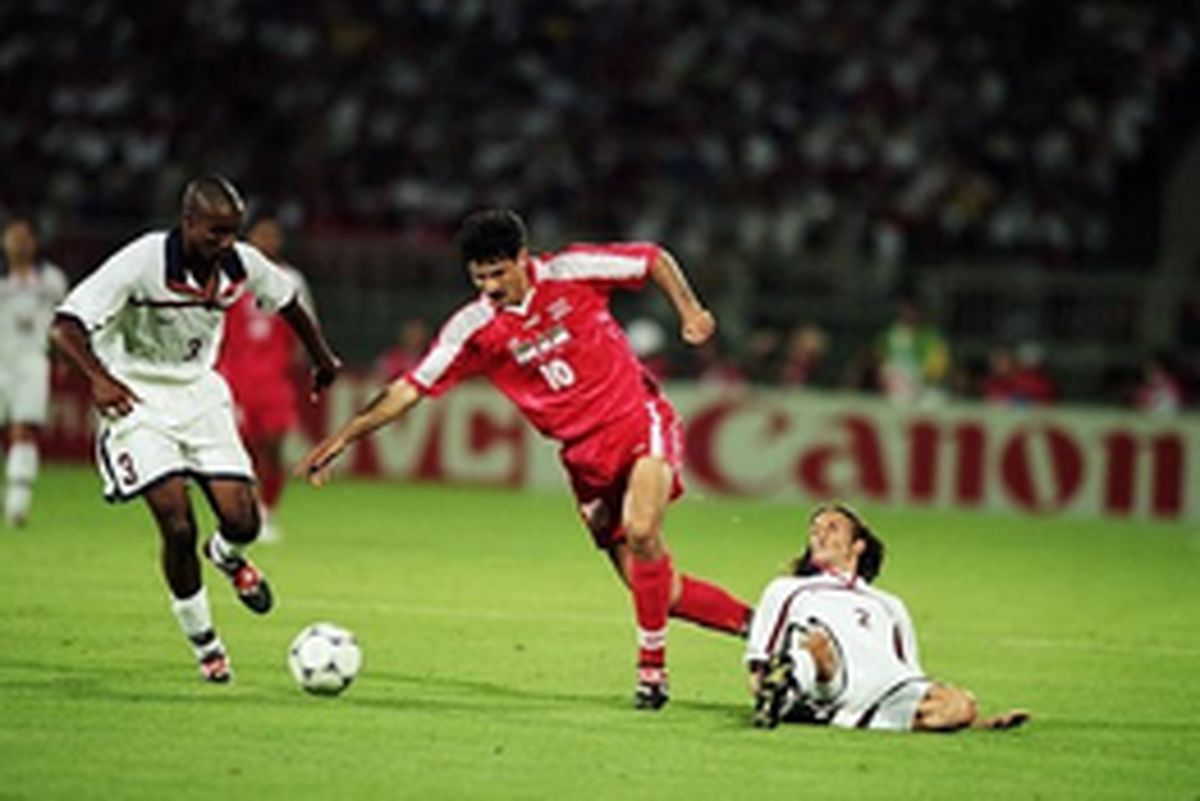 دوستداشتنیترین اتفاق بد دنیای فوتبال برای ایرانیها