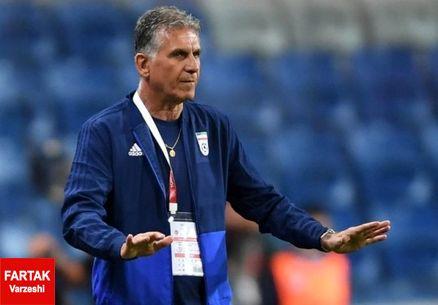 توهین به مربی تیم ملی جای توجیه ندارد!