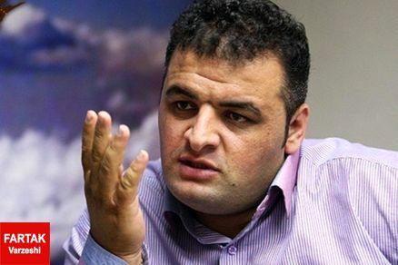 سجاد انوشیروانی: می توانیم به مدال های بیشتری فکر کنیم