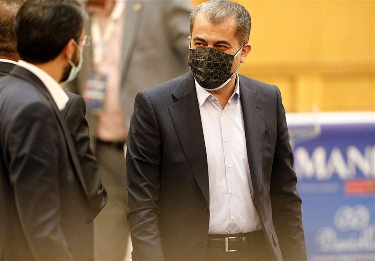 توضیحات خلیلزاده درباره بسته شدن پنجره نقلوانتقالات استقلال و جدایی کمالوند