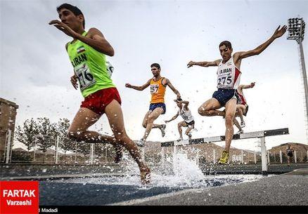 رکورد ۴۰۰ متر با مانع جوانان ایران شکسته شد