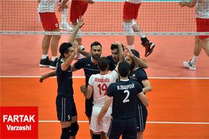 ایران – کوبا / تلاش بلندقامتان والیبال برای نخستین پیروزی