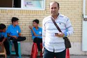 محمودی: میزبانی بادران مطلوب نبود/ جایگاه VIP محل فحاشی به نیمکت ما بود!
