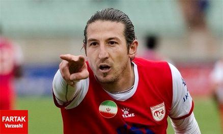 تیموریان: گرانقیمتترین بازیکن لیگ نیستم/سازمان لیگ نباید رقم قراردادها را اعلام میکرد