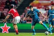 اورلوف: آزمون در آخرین بازی لیگ قهرمانان توپی دریافت نکرد