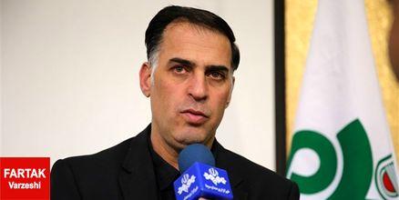 سعید آذری: من فقط به پرسپولیس هشدار دادم/ شکاری 3 ماه دیگر 8 ماه محروم می شود