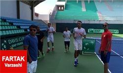 ترکیب نهایی تیم ملی تنیس اعلام شد