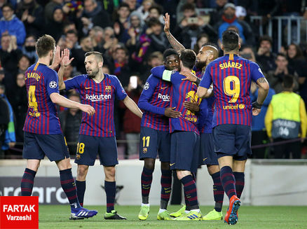صعود مقابل یونایتد برای بارسلونا آسان نیست