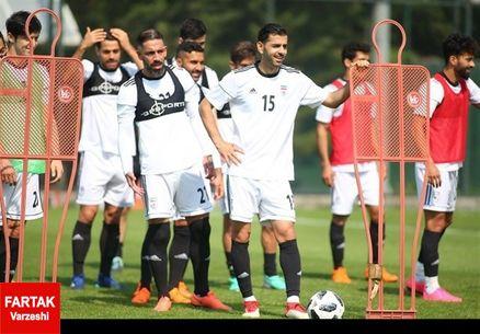 پایان اردوی ۱۶ روزه تیم ملی در ترکیه +عکس