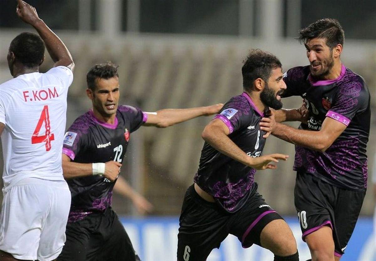 ابراهیمی: پرسپولیس امسال میتواند در آسیا سنتشکنی کند/ شانس قهرمانی در لیگ ۸۰ درصد است