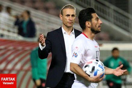 گلمحمدی: الدحیل از سه موقعیت به دو گل رسید