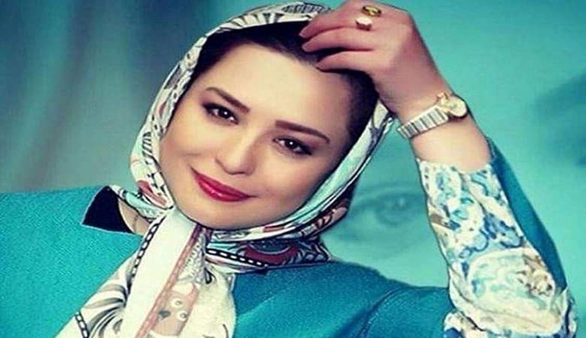 """سلفی متفاوت""""مهراوه شریفی نیا""""با موهای پریشان/ عکس"""