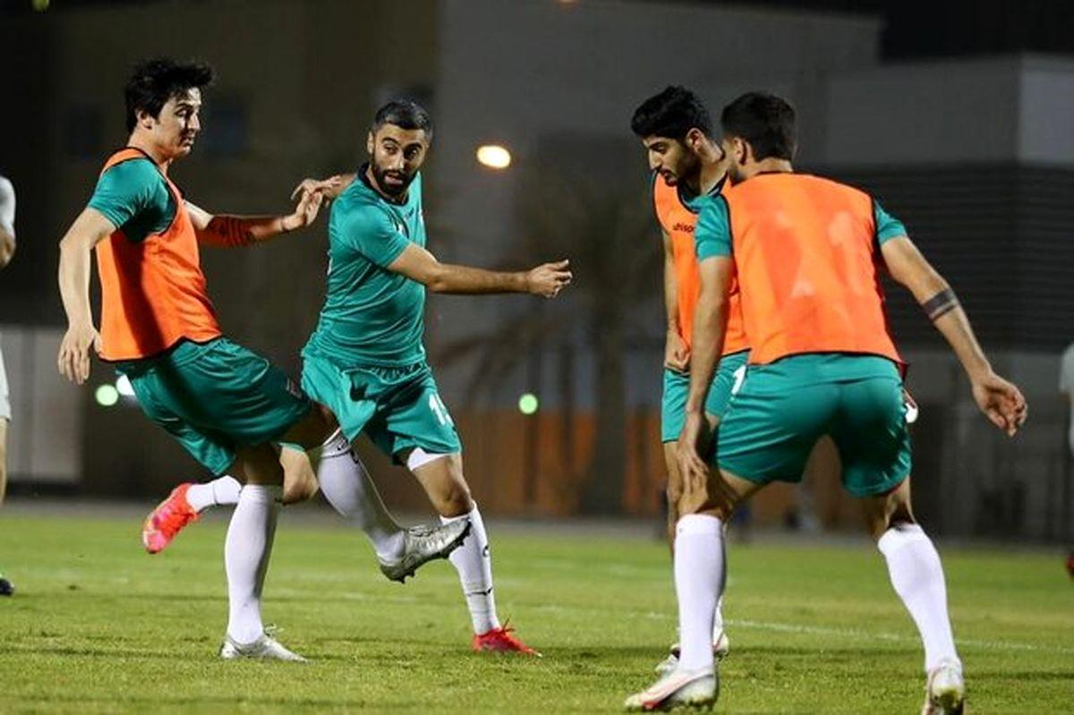 تیم ملی فوتبال ایران تنها سه روز با تمام بازیکنان تمرین میکند
