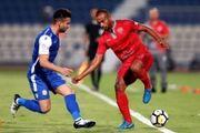رفیعی؛ در میان برترین بازیکنان هفته نهم لیگ ستارگان قطر