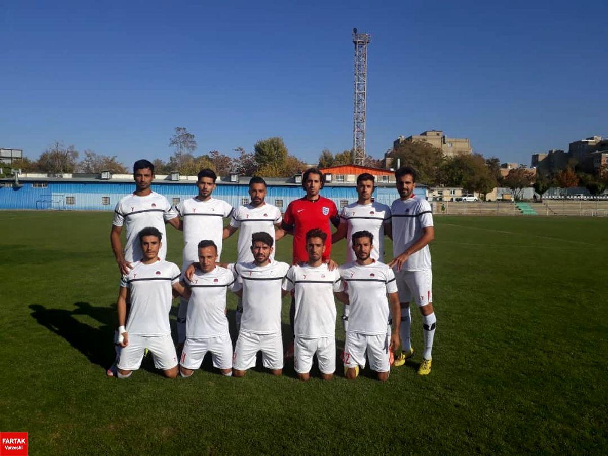 صعود دلچسب و زود هنگام آذراب اراک به مرحله نهایی لیگ سه