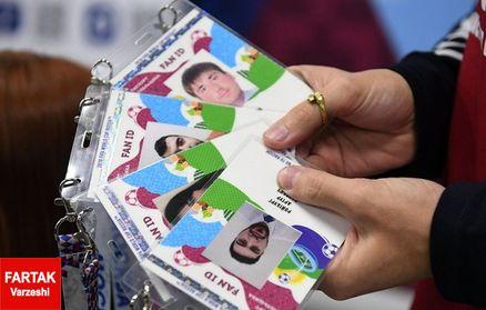 پاسپورت های هواداری روسیه برای یورو ۲۰۲۰