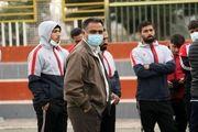 عارف سعیدیان: با ترکیب اصلی در جام حذفی بازی نمی کنیم