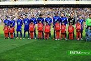 غایبان تیم فوتبال استقلال برابر الکویت