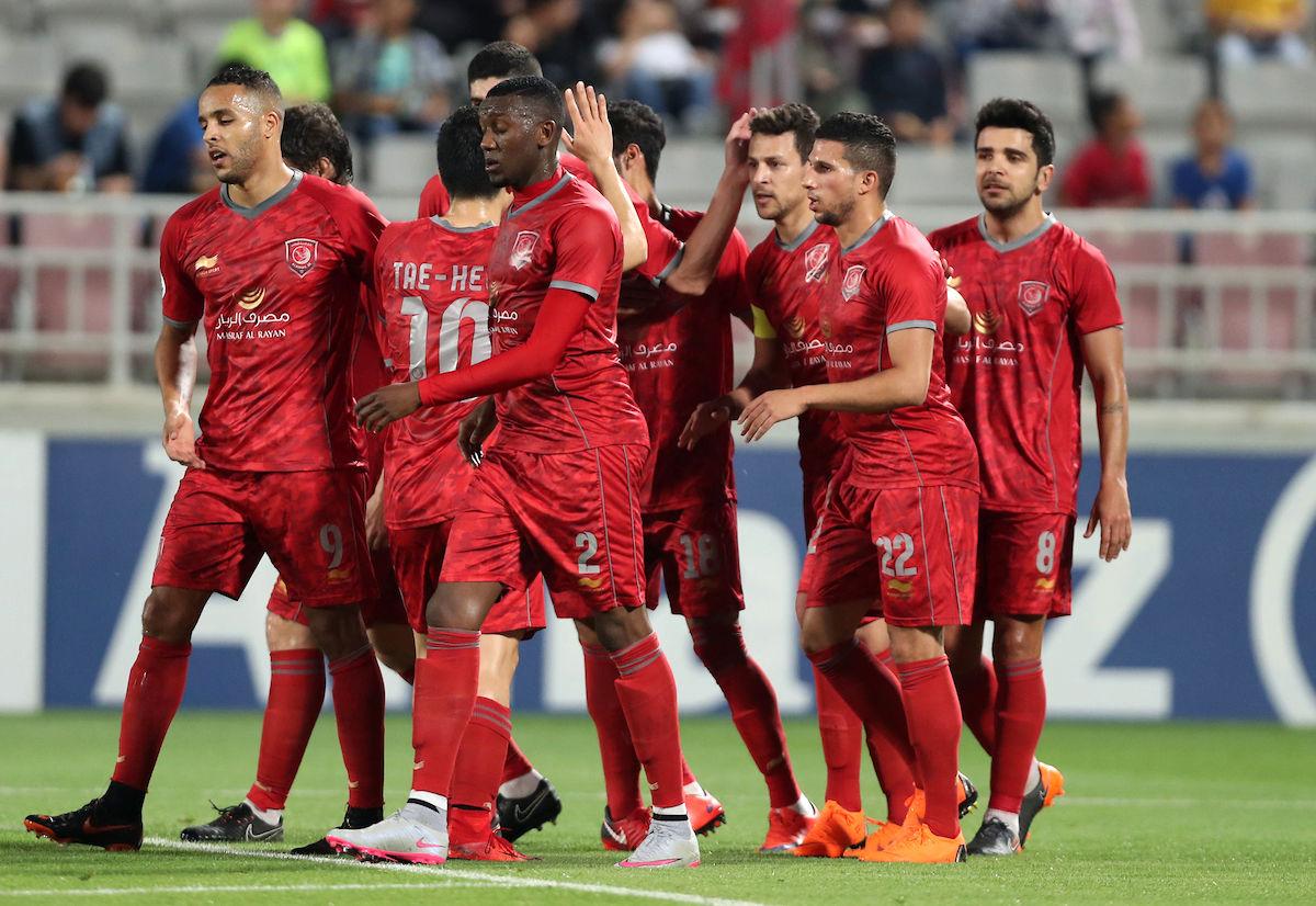 اعتراض پرسپولیس به AFC درباره بازیکن الدحیل