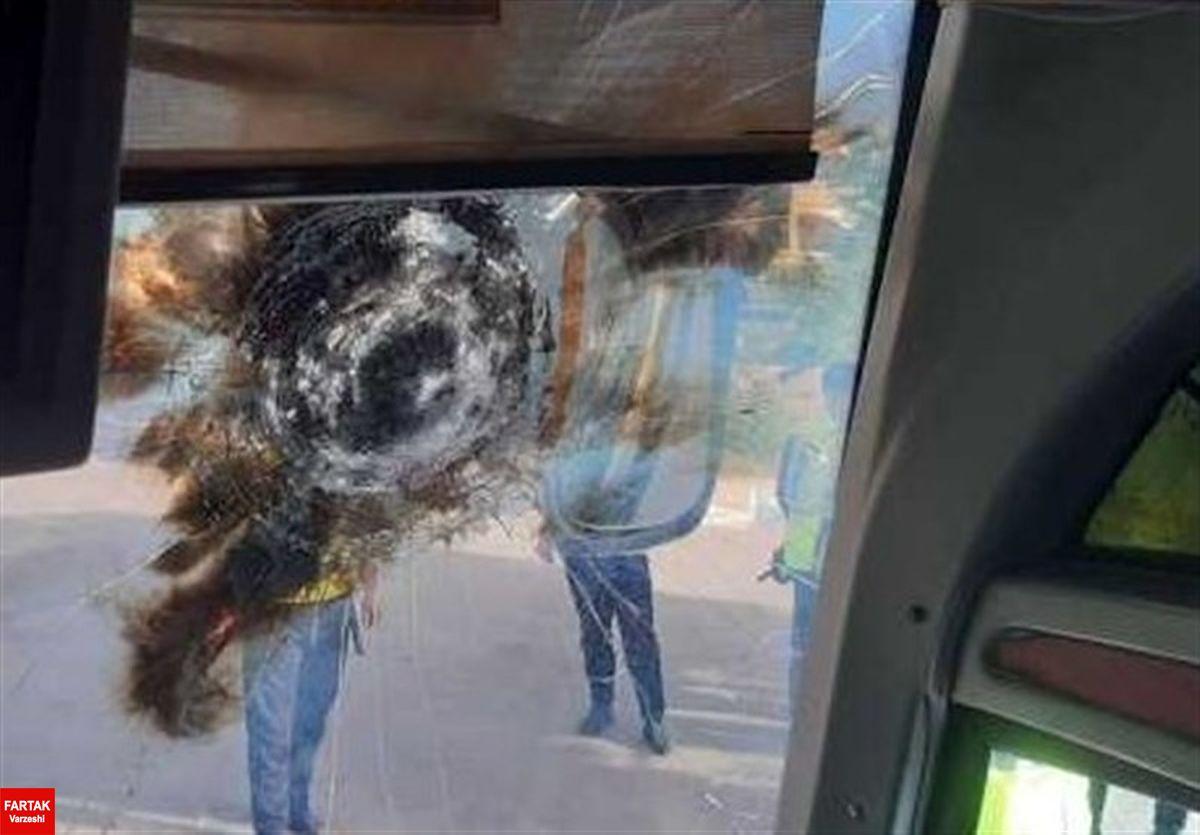 ۲ سال محرومیت از حضور در ورزشگاهها برای خاطیان حمله به اتوبوس پرسپولیس
