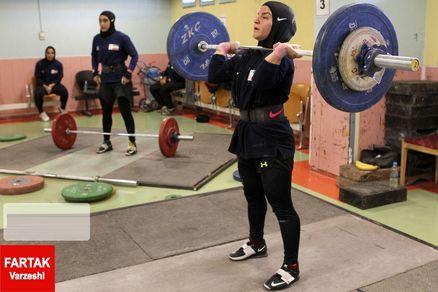 نائب رئیس فدراسیون: مرادی بیش از گذشته به وزنه برداری زنان توجه کند