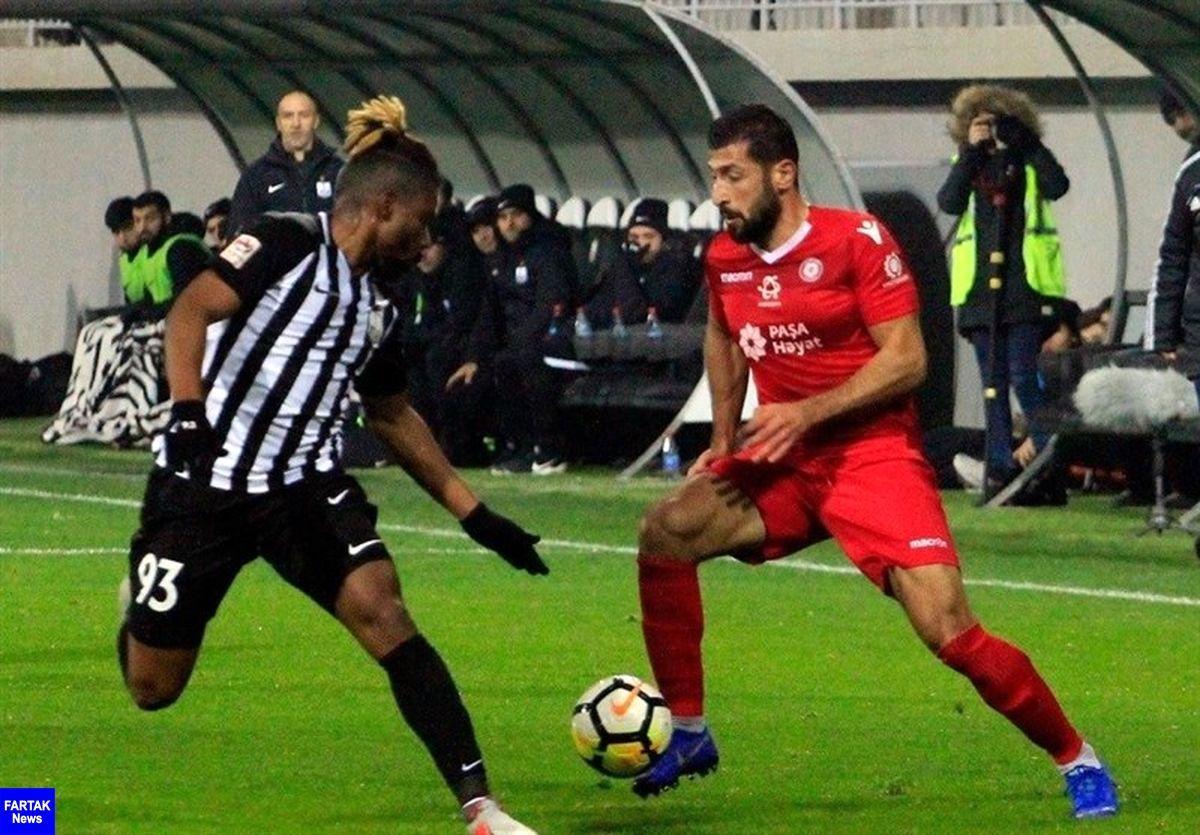 کرونا لیگ برتر آذربایجان را به پایان رساند
