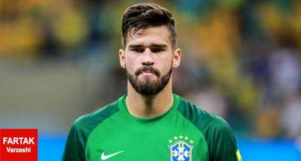 سنگربان تیم ملی برزیل به لیورپول خواهد پیوست