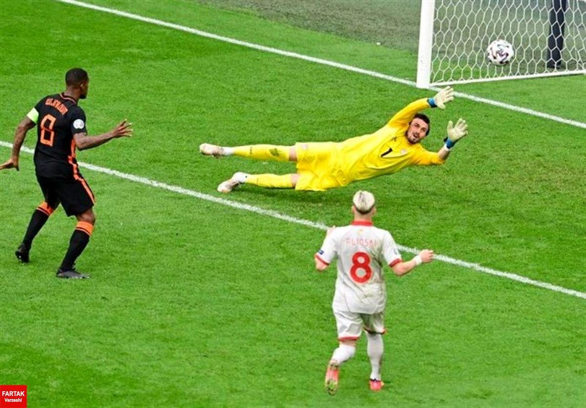 یورو ۲۰۲۰| ترکیب تیمهای هلند و جمهوری چک مشخص شد