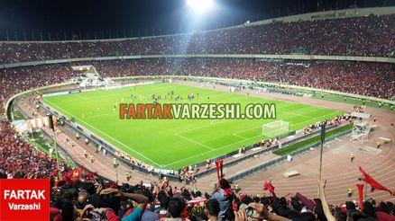 اعلام برنامههای باشگاه پرسپولیس برای مراسم افتتاحیه فینال لیگ قهرمانان آسیا