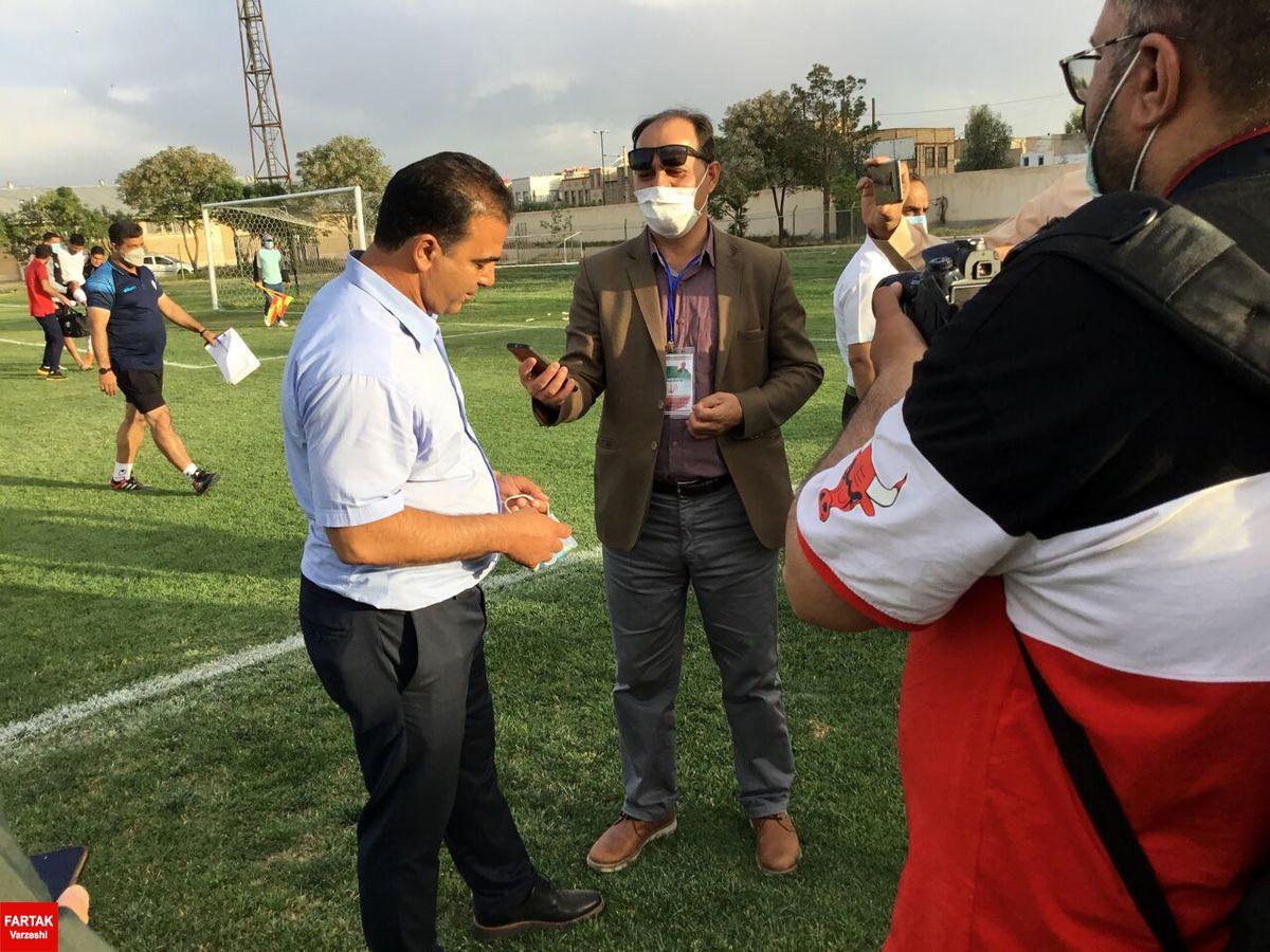 مهابادی:روی ضد حملات برنامه داشتیم
