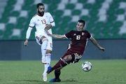ستاره فوتبال ایران مهاجم آمریکایی را نیمکتنشین کرد