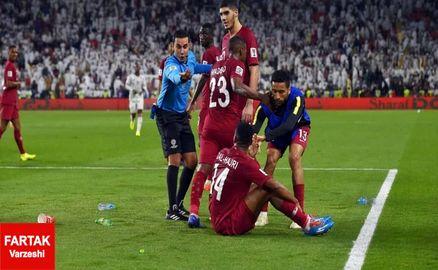 اماراتی ها محکوم و جریمه شدند