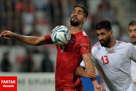 پاشازاده: دیدار با عراق برای تیم ملی کلیدی است