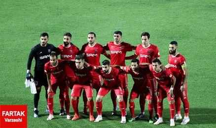 دومین پیروزی نساجی در لیگ برتر با تیم 10 نفره