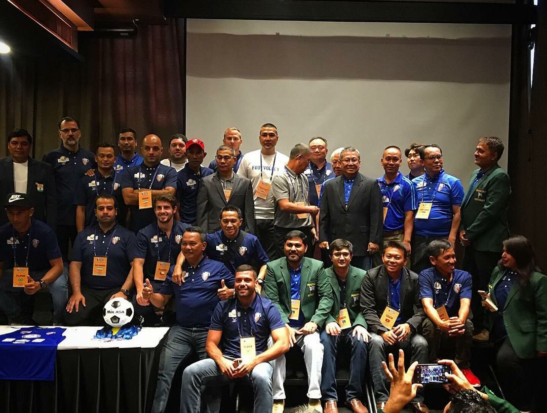 حریفان کشورمان در رقابتهای جهانی فوتوالی مشخص شدند