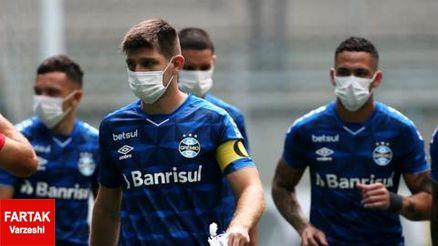 فوتبال برزیل به حالت تعلیق در آمد!