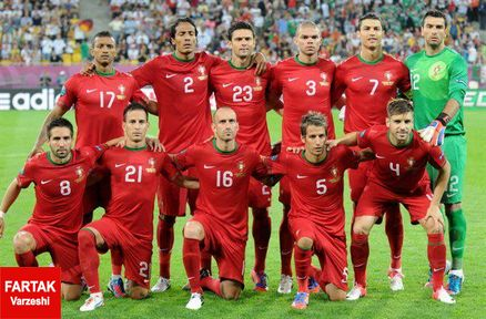 فهرست نهایی تیم ملی پرتغال برای جام جهانی 2018 اعلام شد