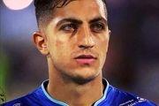 لژیونر فوتبال ایران آماده رقابت شد