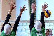 تصویری از امضای قرارداد ۲ دختر لژیونر ایران